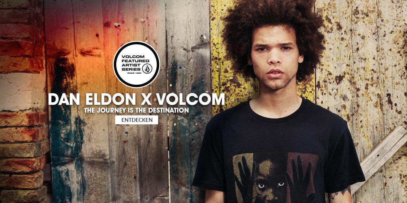 DAN ELDON X VOLCOM